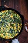 Super Green Frittata