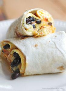 Melet Burrito