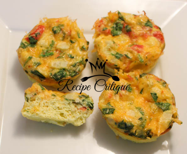 Mini Muffin Pan Quiches