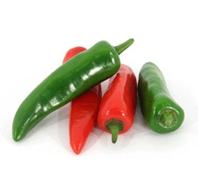 Learn the Hot Peppers Types and Their Heat.