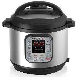 Instant Pot Duo 7-in-1 Multi-Use Programmable Pressure Cooker, Slow Cooker