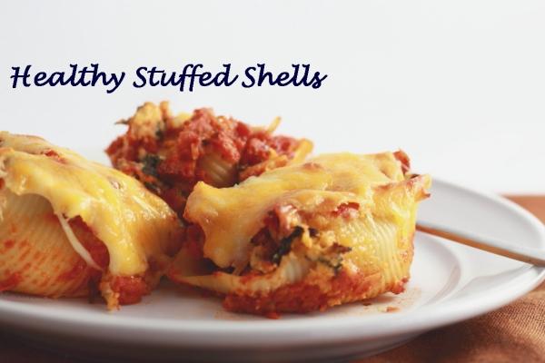 Healthy Stuffed Shells