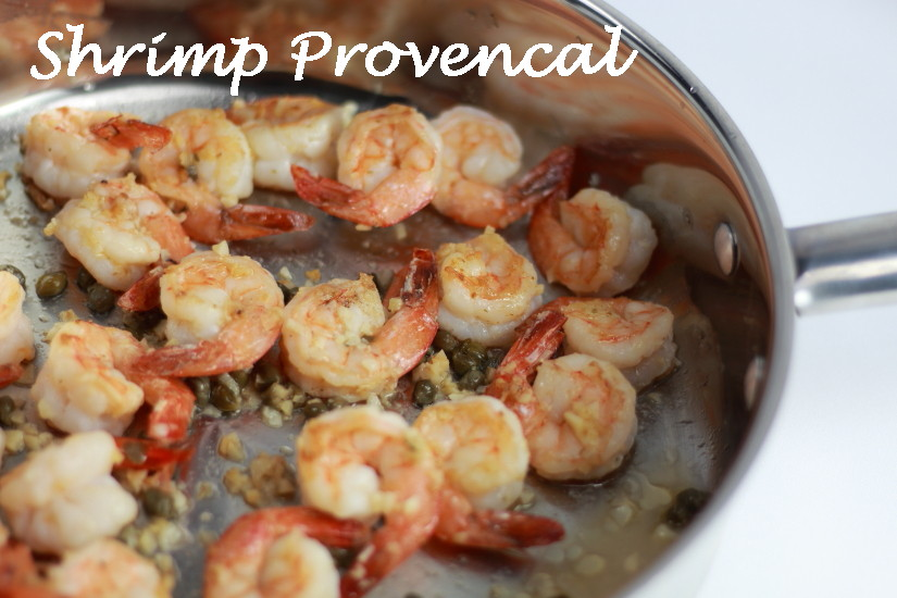 Shrimp Provencal Recipe
