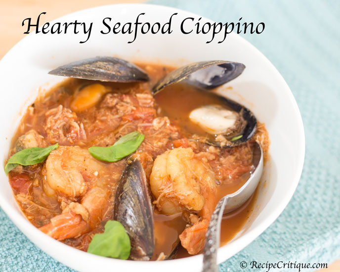 Easy Slow Cooker Cioppino Recipe Recipe Critique