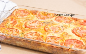 Healthy Vegetable Quiche