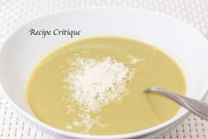 Broccoli & White Bean Soup