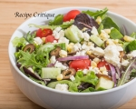 Authentic Greek Salad Recipe