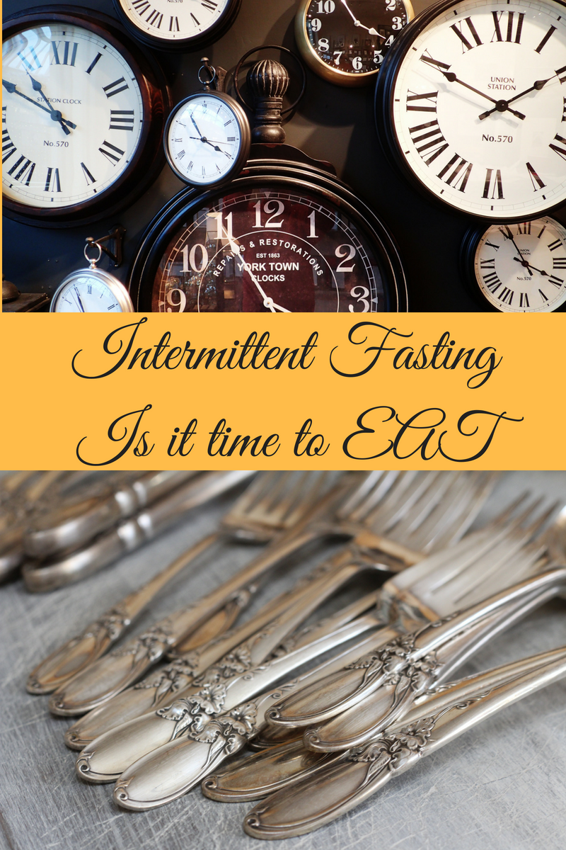 A Journey of Intermittent Fasting