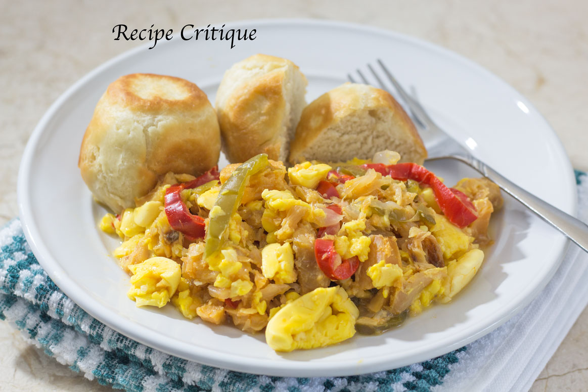 Traditional Jamaican Ackee and Salt Fish | Recipe Critique