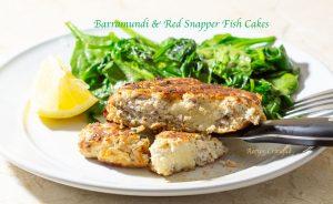 Barramundi & Red Snapper Fish Cakes